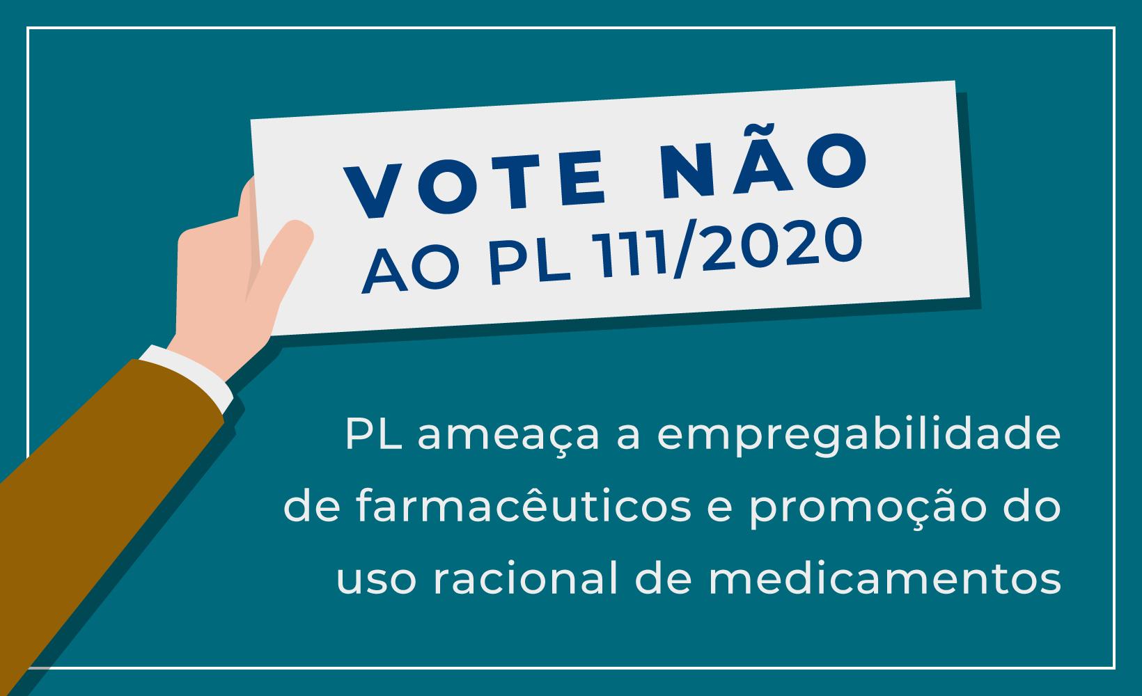 PL ameaça empregabilidade de farmacêuticos e promoção do uso racional de medicamentos